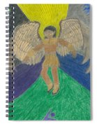 Soul's Keeper Spiral Notebook
