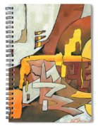 Soulscape Fall Spiral Notebook