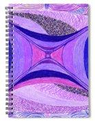 Soulviolet Spiral Notebook