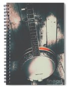 Sound Of The West Spiral Notebook