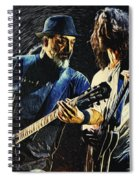 Soundgarden Spiral Notebook