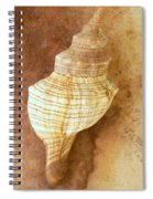 Sounds Of The Sea Spiral Notebook