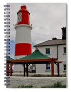 Souter From Marsden. Spiral Notebook