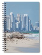 South Beach Baby Spiral Notebook