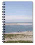 South Beach, Chatham Ma Spiral Notebook