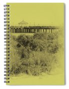 South Beach Pavilion Spiral Notebook