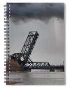 South Buffalo 3837 Spiral Notebook