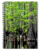 South Carolina Low Country Spiral Notebook