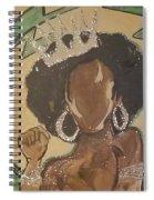 South Carolina Queen Spiral Notebook