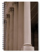 South Carolina State House Columns  Spiral Notebook