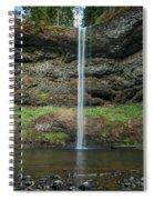 South Falls 2 Spiral Notebook