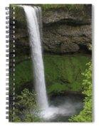 South Falls Spiral Notebook