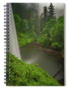 South Falls Vista Spiral Notebook