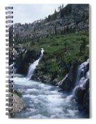 South Fork San Joaquin River Spiral Notebook