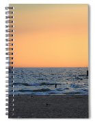 South Haven Sunset Spiral Notebook