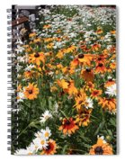 South Lake Tahoe Flowers Spiral Notebook