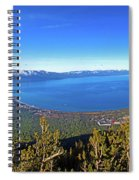 South Lake Tahoe Spiral Notebook