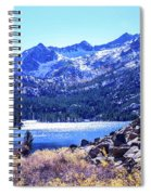 South Lake Spiral Notebook