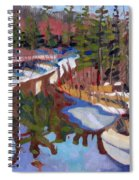 South Magnetawan Midday Spiral Notebook