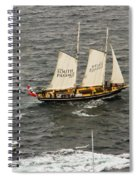 South Passage Entering Sydney Spiral Notebook