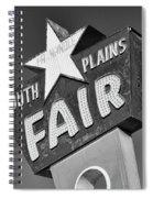 South Plains Fair Spiral Notebook
