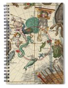 South Pole Spiral Notebook