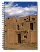 South Pueblo Taos Spiral Notebook