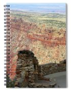 South Rim Grand Canyon  Spiral Notebook