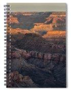 South Rim Sunrise - Grand Canyon National Park - Arizona Spiral Notebook