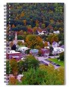 South Royalton Vermont Spiral Notebook