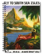 South Sea Isles Spiral Notebook