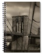 South Street Seaport Spiral Notebook