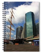 South Street Seaport - New York City Spiral Notebook