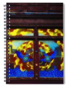 South Street Window Spiral Notebook