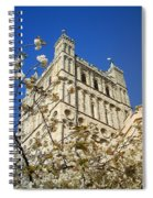 South Tower Exeter Cathedral Spiral Notebook