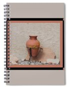 South West Potery Spiral Notebook
