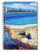 Southampton Dunes Spiral Notebook