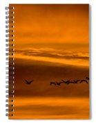 Southbound Spiral Notebook