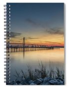 Southern Allure Spiral Notebook