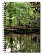 Plantation Living Spiral Notebook
