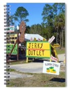 Southern Delights Spiral Notebook