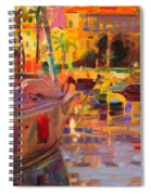 Southern French Port Spiral Notebook