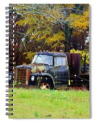 Southern Garden Adornment Spiral Notebook