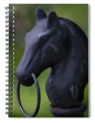 Southern Horse Head  Spiral Notebook