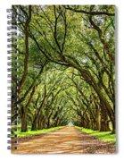 Southern Lane 5 Spiral Notebook