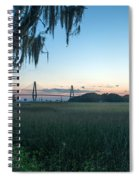 Southern Marsh Charm Spiral Notebook
