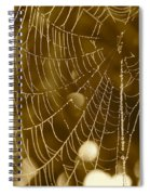 Southern Pearls Spiral Notebook