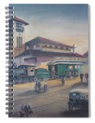 Southern Railway Spiral Notebook