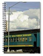 Southern Railway Spiral Notebook