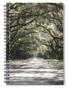 Southern Road Spiral Notebook